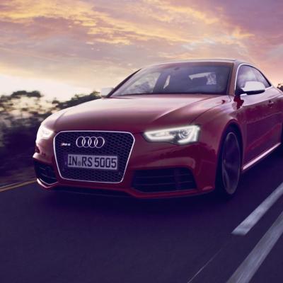Audi - The Road Not Taken