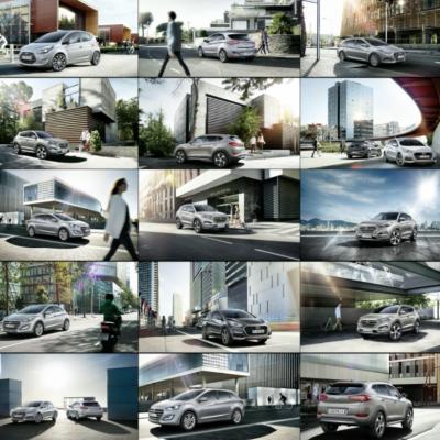 Hyundai - Making Of