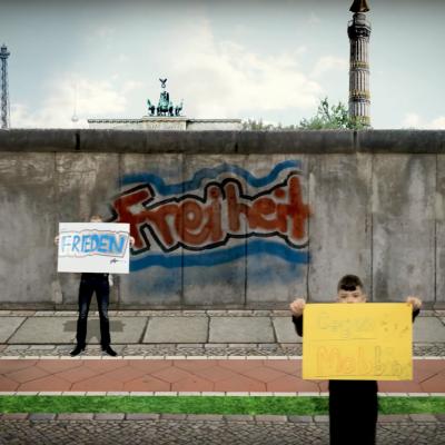 #STANDUP - DEINE STIMME ZÄHLT [Music Video]